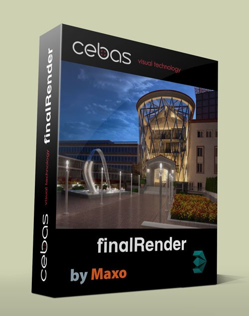 Cebas FinalRender 3.6.0.2 for 3ds Max 2014-2015 WIN64