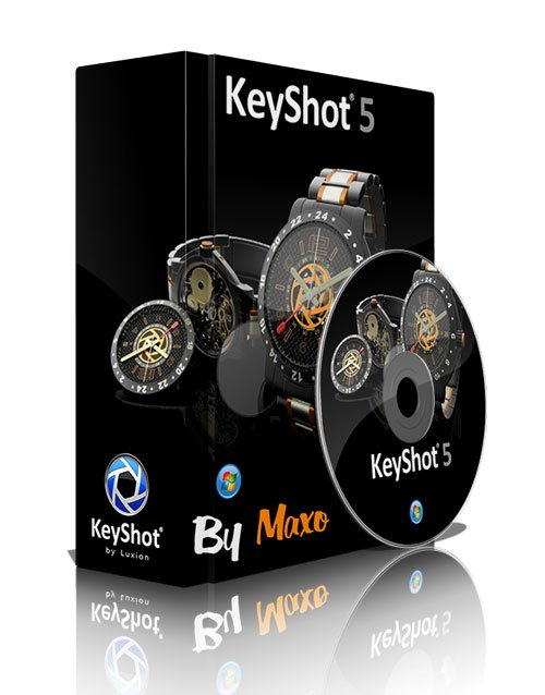 Luxion Keyshot Pro Animation Vr v5.2.10 Win Portable