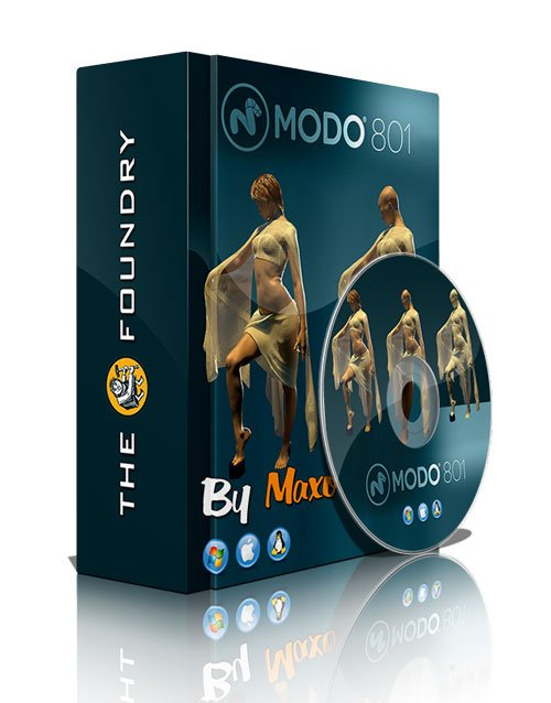 The Foundry Modo 801 SP4 Win/Mac/Linux