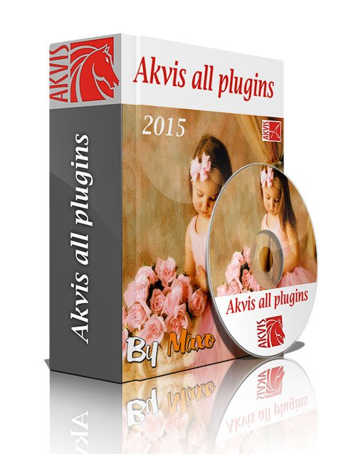 AKVIS Plugins Bundle 2015 for Adobe Photoshop (04.2015) MacOSX