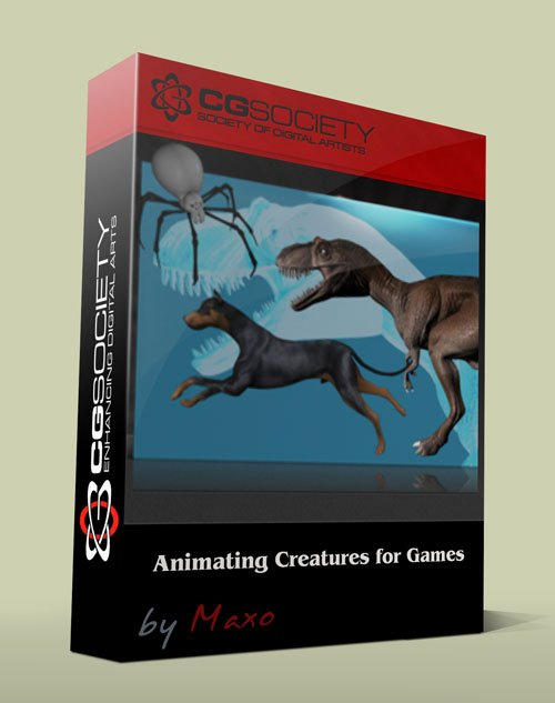 CGWorkshops - Animating Creatu ...