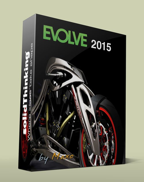 solidThinking Evolve 2015.4880 Win64