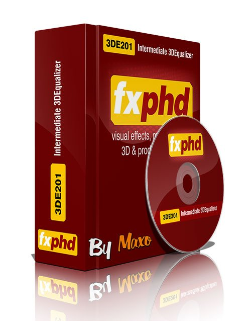 FXPHD - 3DE201: Intermediate 3DEqualizer