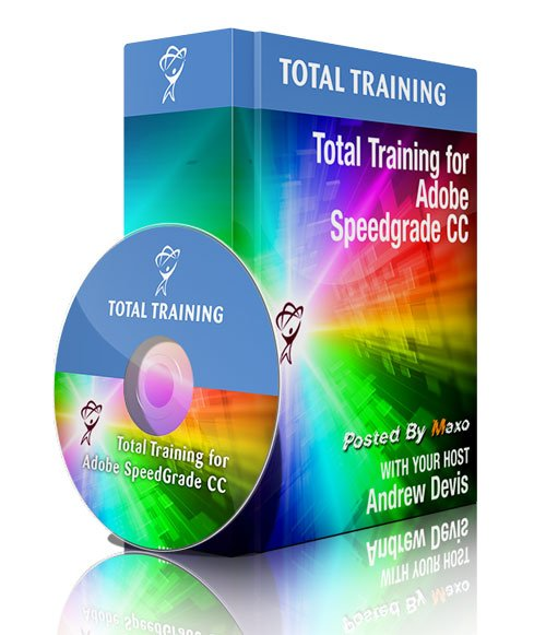 Total Training - SpeedGrade CC