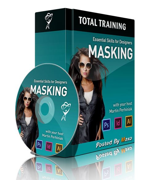 Total Training - Essential Skills for Designers - Masking