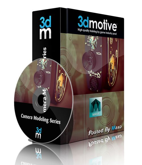3DMotive - Camera Modeling Volume 1