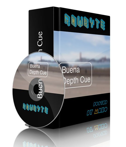 Rowbyte Buena Depth Cue v2.5.1 For AE