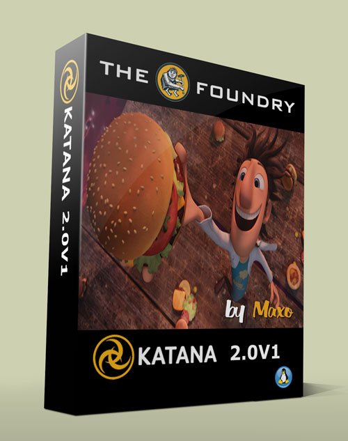 The Foundry KATANA 2.0V1 Linux