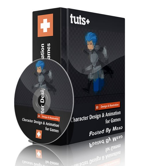 Tutsplus - Character Design & Animation for Games