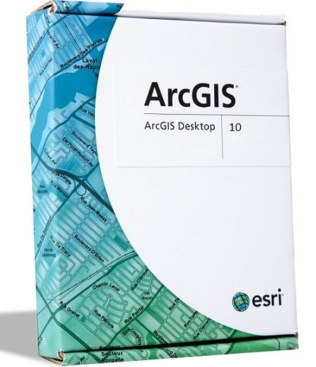 Esri ArcGIS Desktop 10.3.1 Win