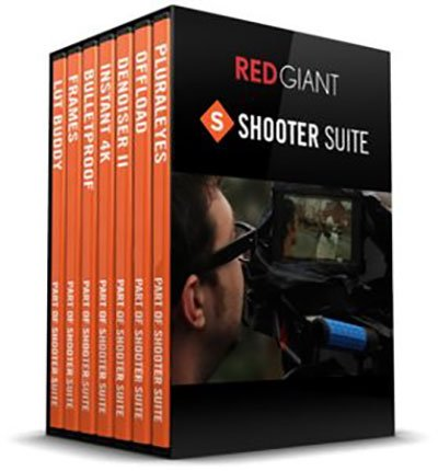 RedGiant Shooter Suite v12.6.4 Win/MacOSX