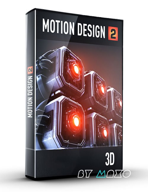 Video Copilot Motion Design 2 Win/Mac