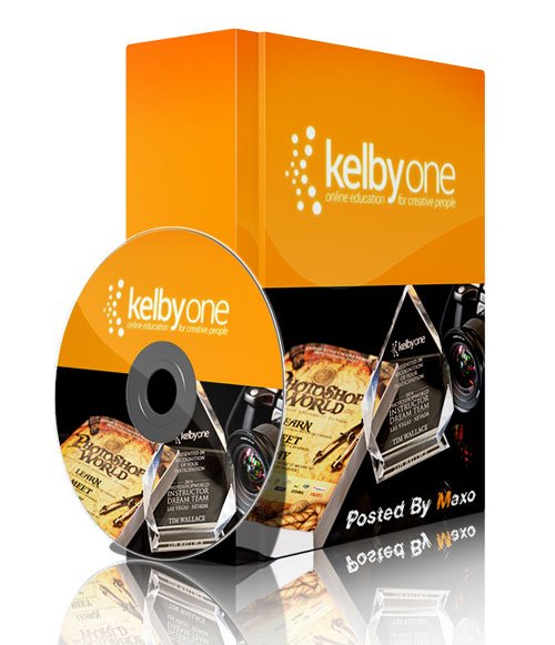 KelbyOne - Photoshop In Depth: Layers