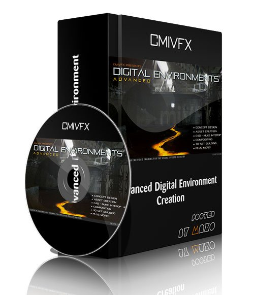 cmiFVX - Advanced Digital Environment Creation