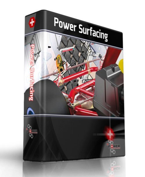 nPower PowerSurfacing RE 2.20 For SolidWorks