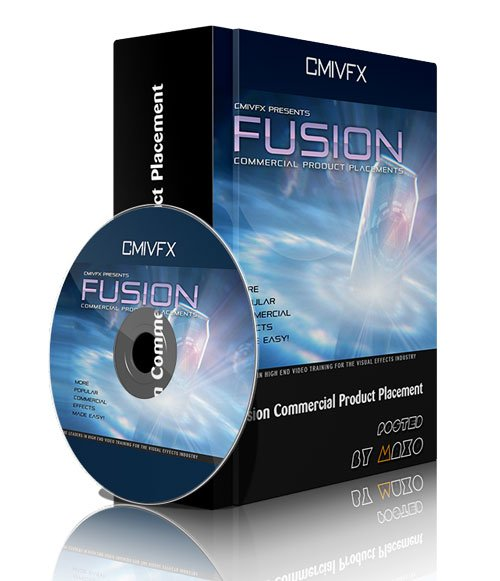 cmiVFX - Fusion Commercial Product Placement