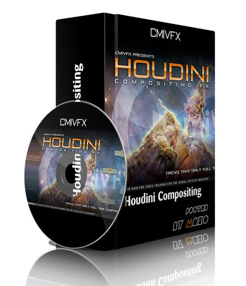 cmiVFX - Houdini Compositing