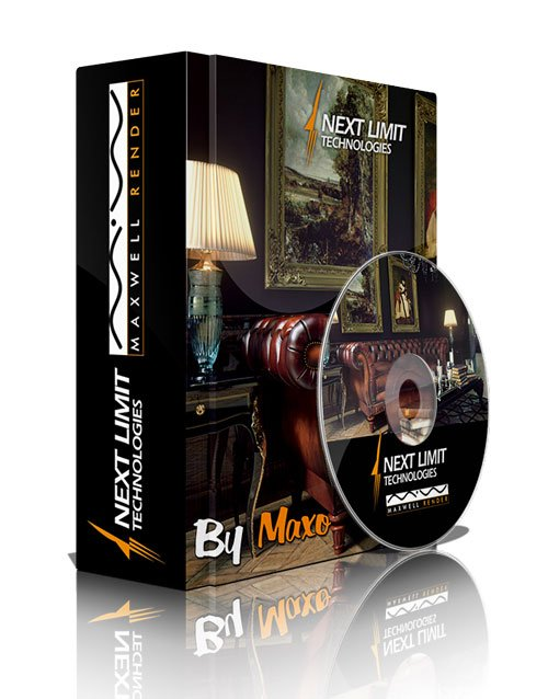 Nextlimit Maxwell Render 3.1.12 For 3dx Max/Maya 2012-2016 Win64