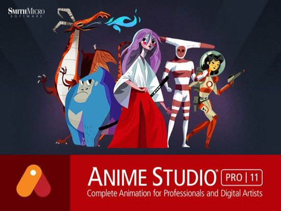 Smith Micro Anime Pro v11.0 Win64