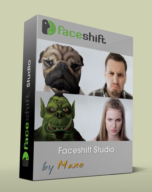 FaceShift Studio v2015.1.02 Retail Win64