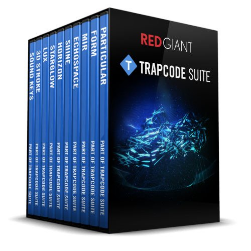 Red Giant Trapcode Suite v12.1.8 Win