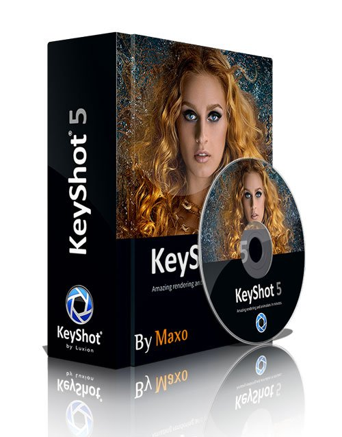 Luxion Keyshot Pro Animation 5.3.6 Win32/Win64