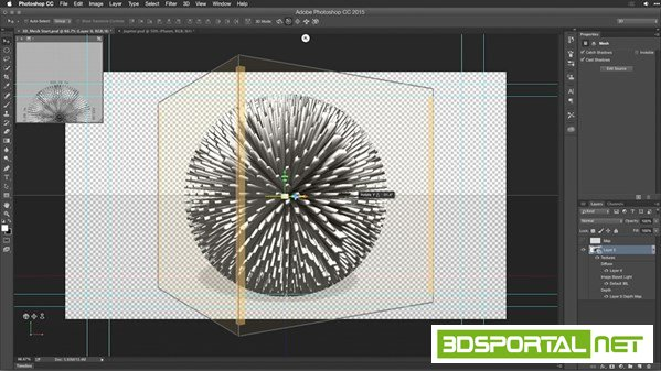 Motion Graphics for Video Editors: Working with 3D Objects