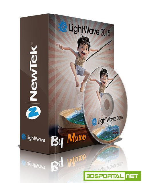 NewTek Lightwave 2015.3 Win/Mac - xforce