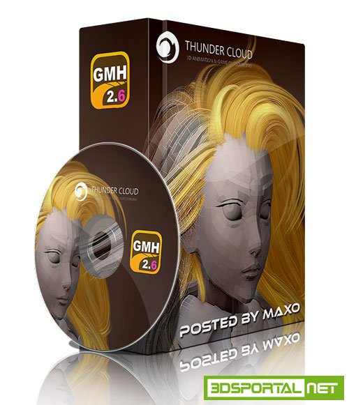 Geo Maya Hair 2.6 For MAYA Win64