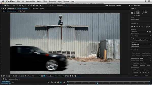After Effects Compositing Esse ...