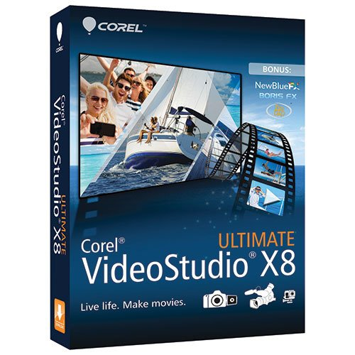 Corel VideoStudio Ultimate X8  ...