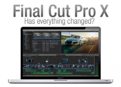 Apple Final Cut Pro X 10.2.2,  ...