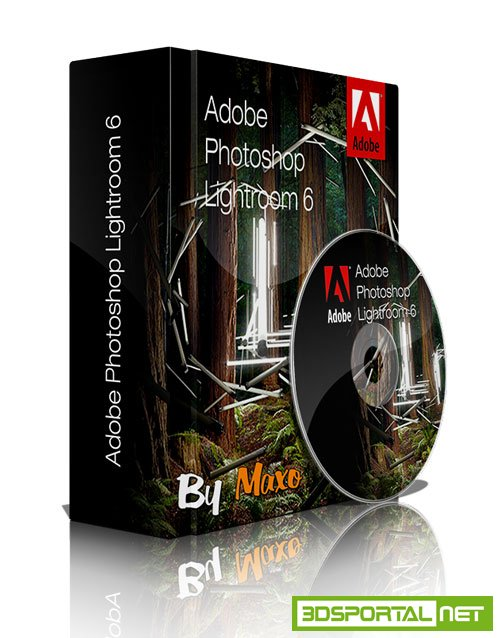 Adobe Photoshop Lightroom CC 6.2.1 Win