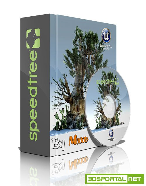 SpeedTree for UE4 Subscription ...