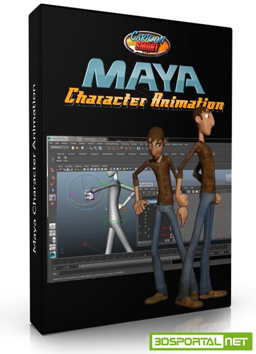 CartoonSmart - Character Animation with Maya