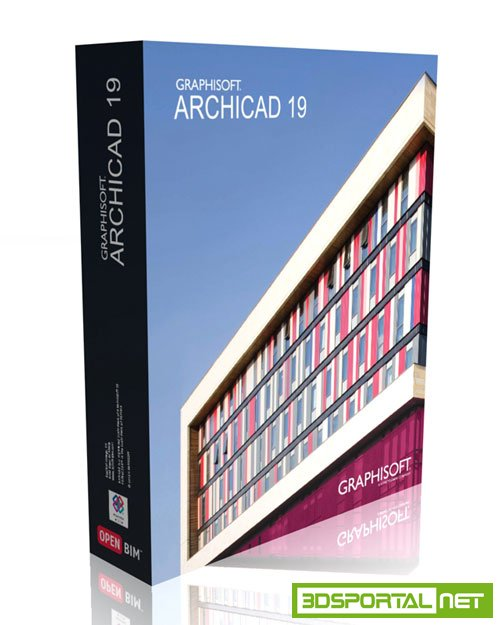 GraphiSoft Archicad 19 Build 4 ...
