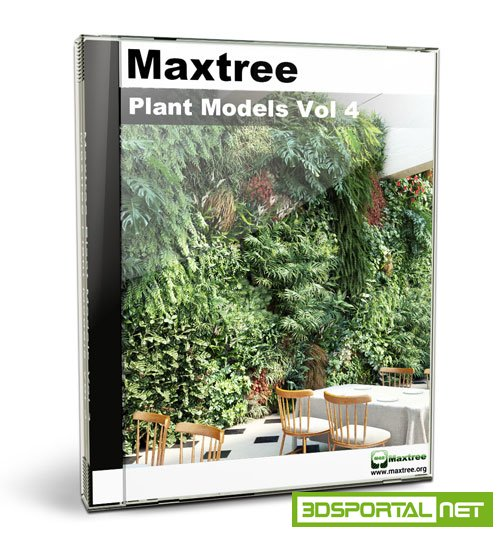 Maxtree - Complete Collection 3D Plants