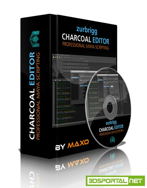Charcoal Editor v1.74 Maya 201 ...