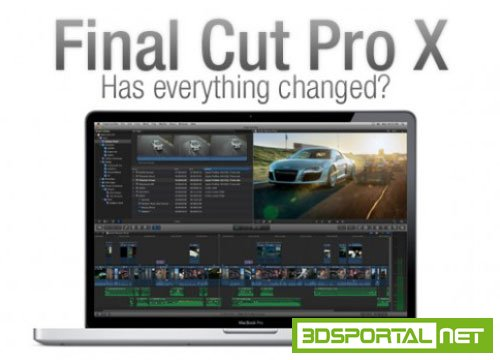 Apple Final Cut Pro X v10.2.3  ...