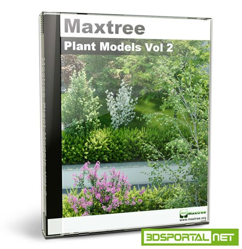 MaxTree - Plant Models Vol 2