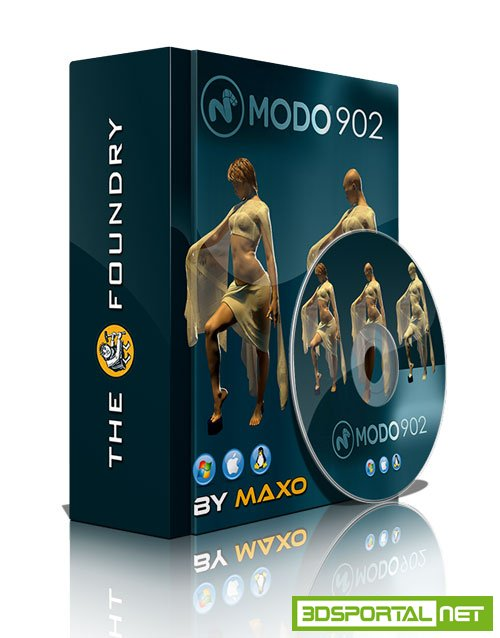 The Foundry MODO 902 SP2 Win/M ...