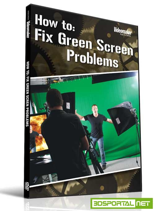 Videomaker - Fix Green Screen