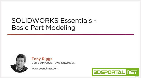 SOLIDWORKS Essentials - Basic  ...