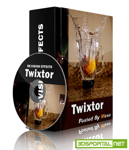 RevisionFX Twixtor Pro for OFX v6.2.3 Win/Mac/Linux