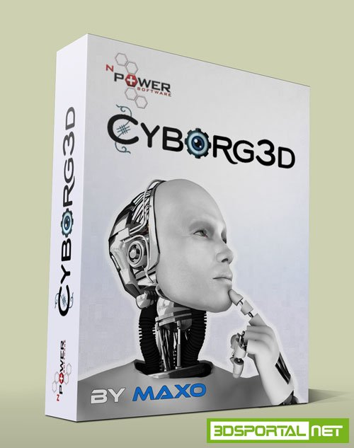 Integrityware Cyborg3D Complete v1.0.0 WIN64