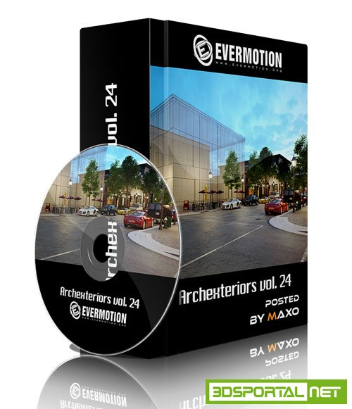Evermotion Archexteriors vol. 24
