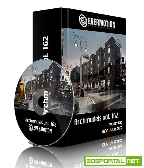 Evermotion - Archmodels vol. 162