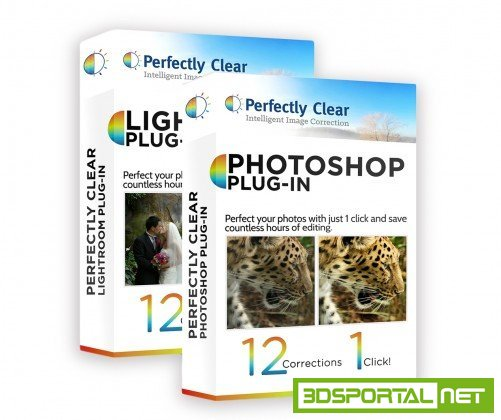 Athentech Perfectly Clear Complete 2.1.0 for Photoshop & Lightroom Win/Mac