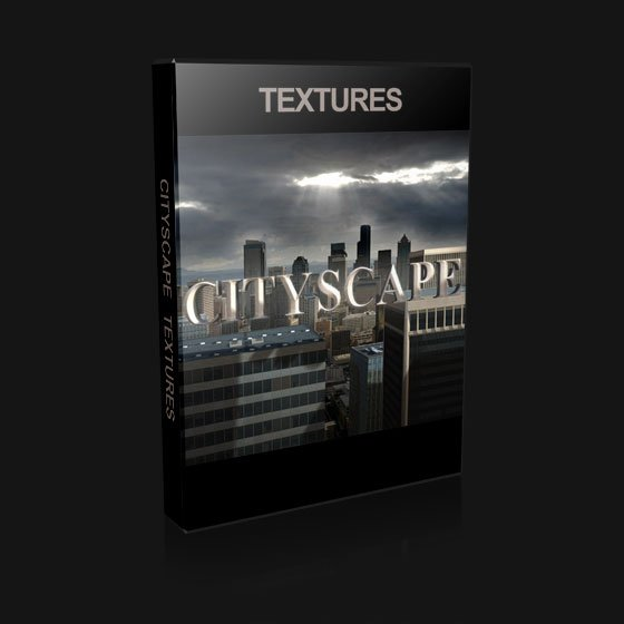 Absolute Textures - Cityscape