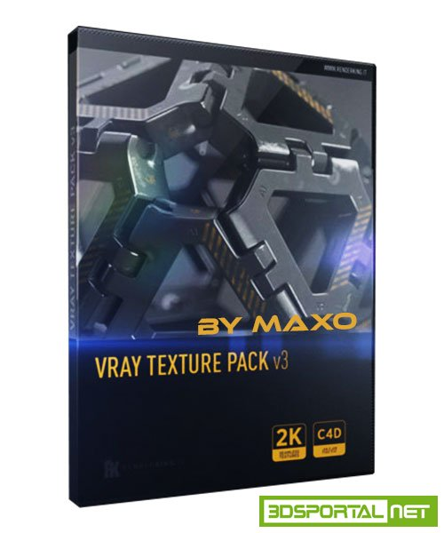 Renderking - Vray Texture Pack ...